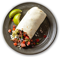 Mexican Food Burritos in Iowa