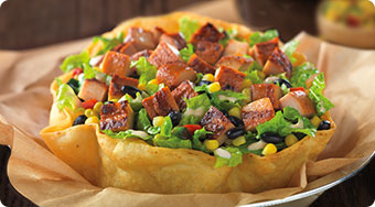 Qdoba Mexican Food Iowa - Taco Salads